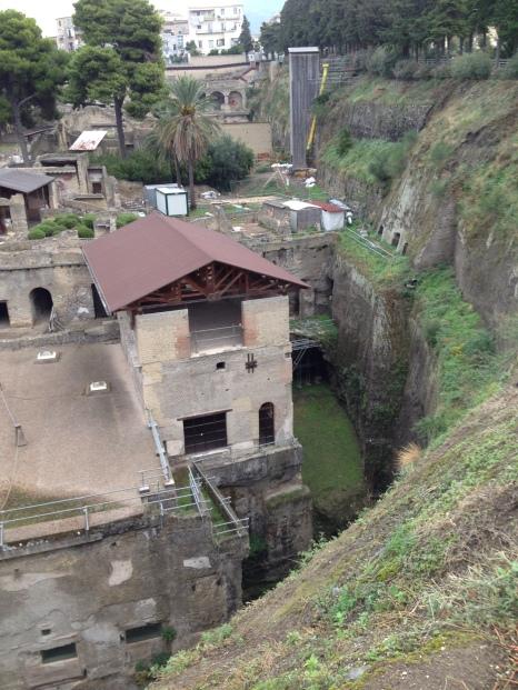Balbus's corner terrace
